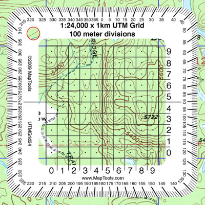 Calculating Plotting Utm Coordinates